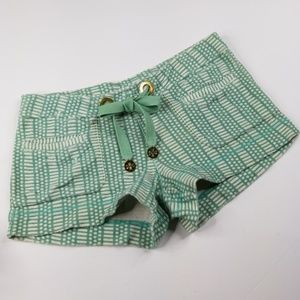 TORY BURCH ▪ Terry cloth shorts, elastic waist